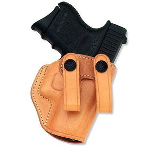 """Galco Summer Comfort IWB Holster 1911 5"""" Right Hand Leather Black SUM212B"""