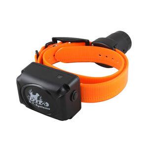 DT Systems Add-On Beeper Collar Receiver Orange
