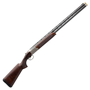 "Browning Citori 725 Sporting 20 Gauge Over/Under Shotgun 32"" Barrels 2 Rounds Fiber Optic Bead Sight Black Walnut Stock Two Tone Finish"