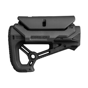 FAB Defense AR-15 GL-Core S CP Carbine Buttstock Mil-Spec/Commercial Diameter Black