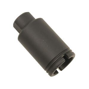 Guntec USA AR-15 Micro Slim Flash Can 9mm Luger Aluminum Body Matte Black
