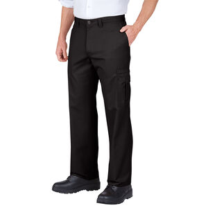 Dickies Men's Industrial Relaxed Fit Cargo Pant 34x30 Black