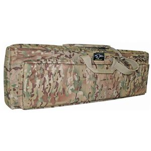 "Galati Gear Double Discreet Square Rifle Case 38"" Camo"