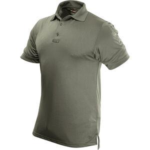 Tru-Spec 24-7 Series Short Sleeve Performance Polo Shirt Men's Polyester Small Classic Green