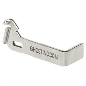 Ghost Inc. GLOCK 42/43 Trigger Connector Drop In Stainless Steel Finish GHO_42-43-2424-V-1
