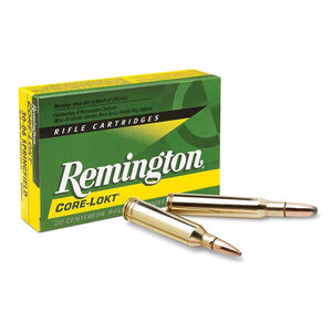 Remington Core-Lokt 7mm Mauser Ammunition 20 Rounds PSP 140 Grains 29031