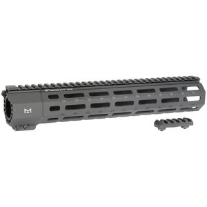 "Midwest Industries AR-15 SP-Series 12.625"" M-LOK Handguard Aluminum Black MI-SP12M"