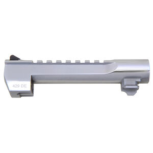"Magnum Research Desert Eagle Drop In Replacement Barrel .429 DE 6"" Barrel Fixed Front Sight Polished Chrome (Shiny) Finish"