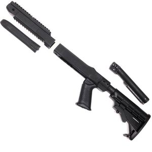 TAPCO INTRAFUSE Ruger 10/22 Takedown Rifle Stock System Glass Filled Nylon Black STK63163 BLACK