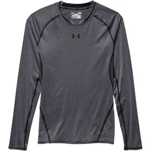 Under Armour Performance Men's HeatGear Long Sleeve Compression Shirt Medium Black 1257471001MD