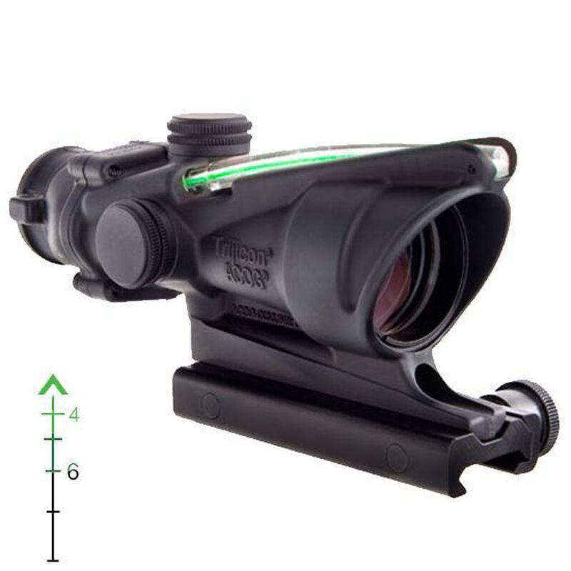 Trijicon ACOG 4x32 Green Dual Illuminated .223 Chevron Reticle with TA51 Mount