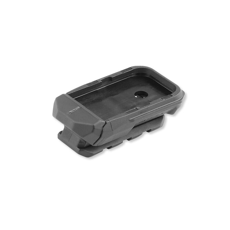 Recover Tactical 2 Sets Magazine Clips For GLOCK 21 Picatinny Rail Black MC21SRB