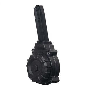 ProMag Sig P226 9mm Luger Drum Magazine 50 Rounds Polymer Black