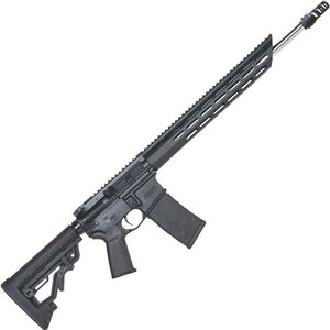 "Mossberg MMR Pro AR-15 Semi Auto Rifle .224 Valkyrie 18"" Barrel 30 Rounds Suppressor Ready ASR Mount 15"" Free Float Handguard 6 Position Stock Black"