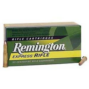 Remington Express .25-20 Winchester Ammunition 50 Rounds 86 Grain Core-Lokt PSP Soft Point Projectile 1460fps