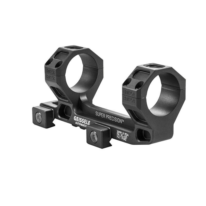 Geissele Super Precision AR-15 Extended Scope Mount 34mm Aluminum Black 05-405B