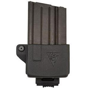 Comp-Tac AR 762 308 Cal Magazine Pouch Left Side Carry PLM Belt Clip Kydex Black