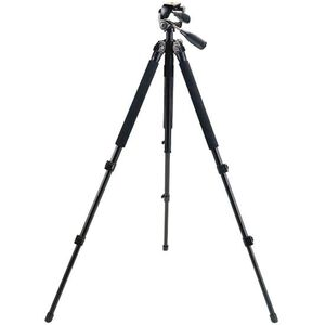 "Bushnell Advanced Titanium Tripod 63"" Height Titanium Black"