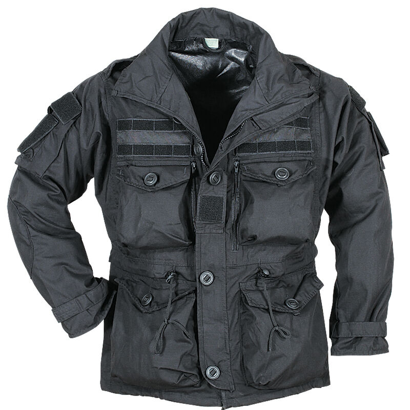 Voodoo Tactical TAC 1 Field Jacket X-Large Black
