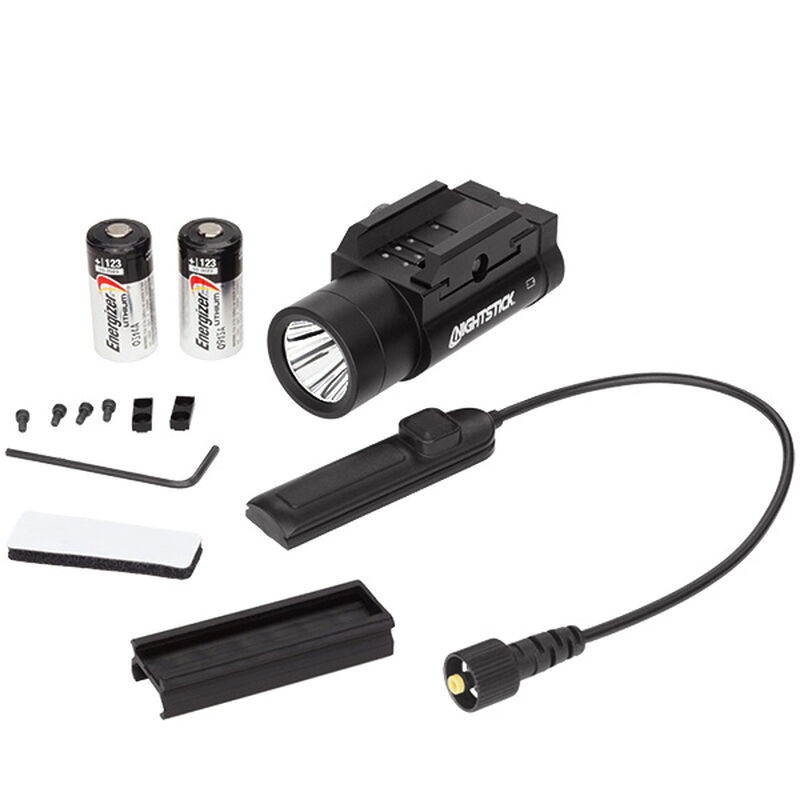 Nightstick Xtreme Lumens Tactical Weapon Light With Pressure Switch