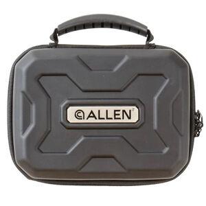 "Allen Exo Thermo-Molded Handgun Case Fits Guns Up To 7"" Black"