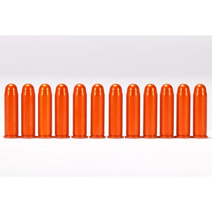 A-Zoom .38 Special Orange Snap-Cap Twelve Pack