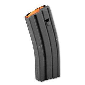 C-Products Defense AR-15 10 Round Magazine .223 Rem/5.56 NATO No Tilt Follower Stainless Steel Black 3023041178CPDL010