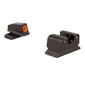 Trijicon HD Tritium Night Sights Beretta PX4 Orange Front BE1100
