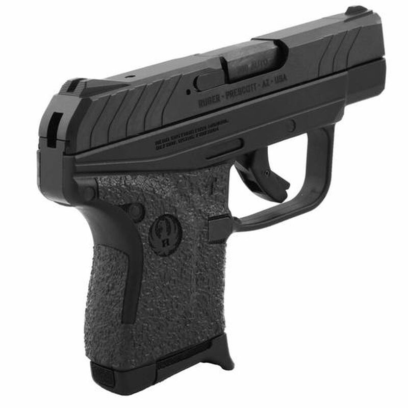 TALON Grips Ruger LCP II Textured Rubber Low Profile Grip Black 500R