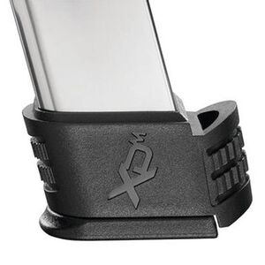Springfield Armory XDM 3.8 9/40 Compact Magazine X-Tension Sleeve for Backstrap #3 Polymer Black XDM5003C