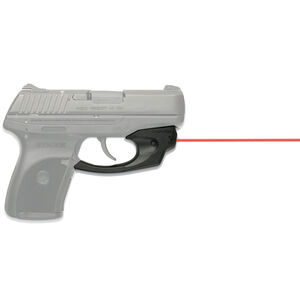 LaserMax Centerfire Laser Sight System Red Laser Ruger LC9/LC9S/LC380 Polymer Matte Black CF-LC9