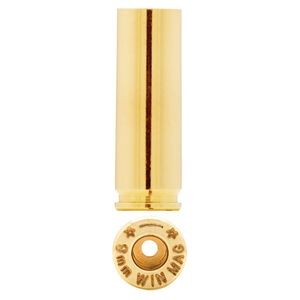 Starline 9mm Winchester Magnum Unprimed Brass Cases 100 Count 9MAGEUP-100