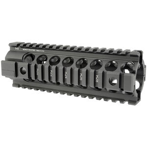 "Midwest Industries Gen II AR-15 Two Piece Free Float 7"" Handguard Aluminum Black MCTAR-20G2"
