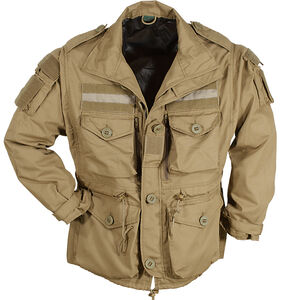 Voodoo Tactical 1 Field Jacket Polyester Cotton X-Large Sand