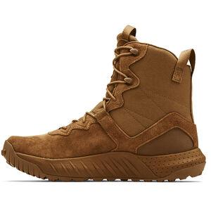 Under Armour Men's UA Micro G Valsetz Leather Tactical Boots