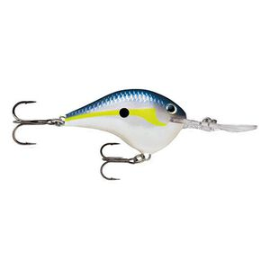 """Rapala Dives-To Series Custom Ink Lure Size 10 Length 2.25"""" Dives 10' Helsinki"""