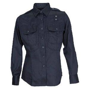 5.11 Tactical Women's PDU Class B Twill Long Sleeve Shirt Large/Regular Midnight Navy 62065