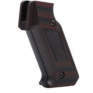 DoubleStar AR-15 Stronghold G10 Pistol Grip Red/Black DS513-RED