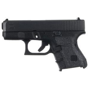 Talon Grips Granulate Textured Grip for Glock 26/27 Gen5 Black