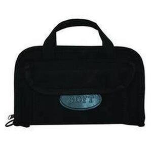 "Boyt Harness Company Pistol Soft Case, 9""x6"", Canvas, Black"