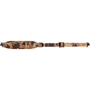 Browning All Season Rifle Sling with Sling Swivels Nylon Vintage Tan Camo