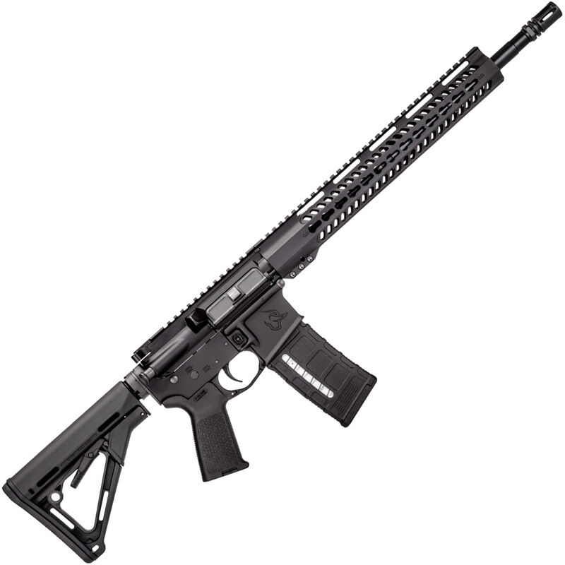 "Taurus T4SA Carbine AR-15 Semi Auto Rifle 5.56 NATO 30 Rounds 16"" Barrel M-LOK Handguard CTR Stock Black"