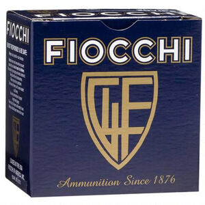 "Ammo 28 Gauge Fiocchi 2-3/4"" #7.5 Lead 3/4 oz. 1300 fps 250 Round Case 28VIPH75"