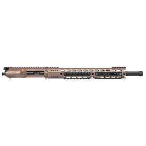 """Alexander Arms Tactical Complete AR-15 Upper Assembly .50 Beowulf 16.5"""" Barrel Free Float Hand Guard Flat Dark Earth Finish"""