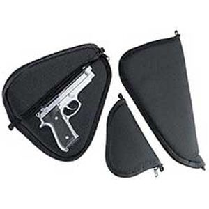 "Uncle Mike's 11"" Medium Pistol Rug Black 5221"