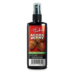 Tink's Acorn Cover Scent 4 Ounce Spray Bottle