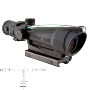 Trijicon ACOG 3.5x35 Green Horseshoe .308 M240 BDC Reticle TA51 Mount TA11H-308G