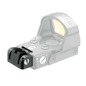 Leupold DeltaPoint Pro Rear Back Up Iron Sight Co-Witness Matte Black 120058