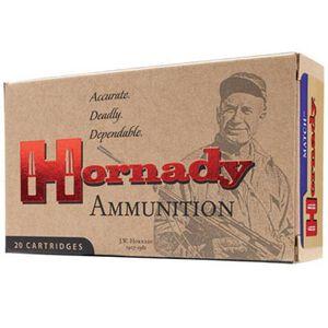 Hornady Match .300 Winchester Magnum Ammunition 20 Rounds BTHP 195 Grains 8218