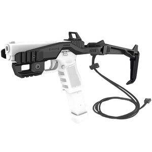 Recover Tactical 20/20NS Stabilizer Kit for Standard Frame GLOCK Pistol Brace Black
